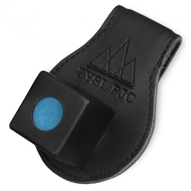 Держатель для мела R1 магнитный кожаный