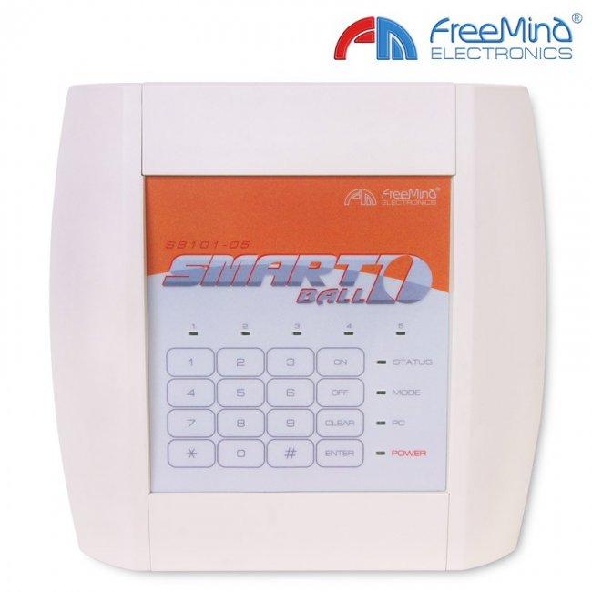 Система контроля игрового времени до 5 столов Smart Ball SB101-05
