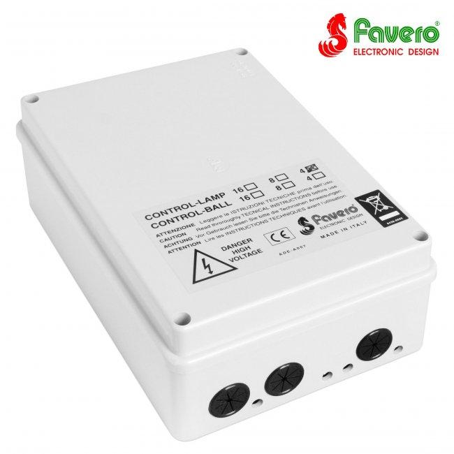 Контроль ламп до 4 столов Favero