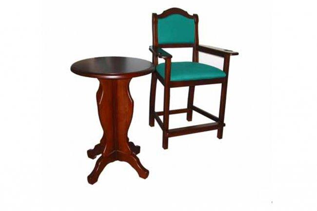 Кресло для бильярдной комнаты