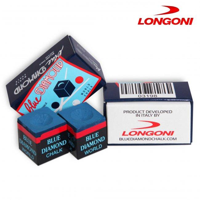 Мел Blue Diamond Longoni Blue 1шт.