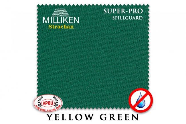 Milliken Strachan SuperPro SpillGuard 198см Yellow Green