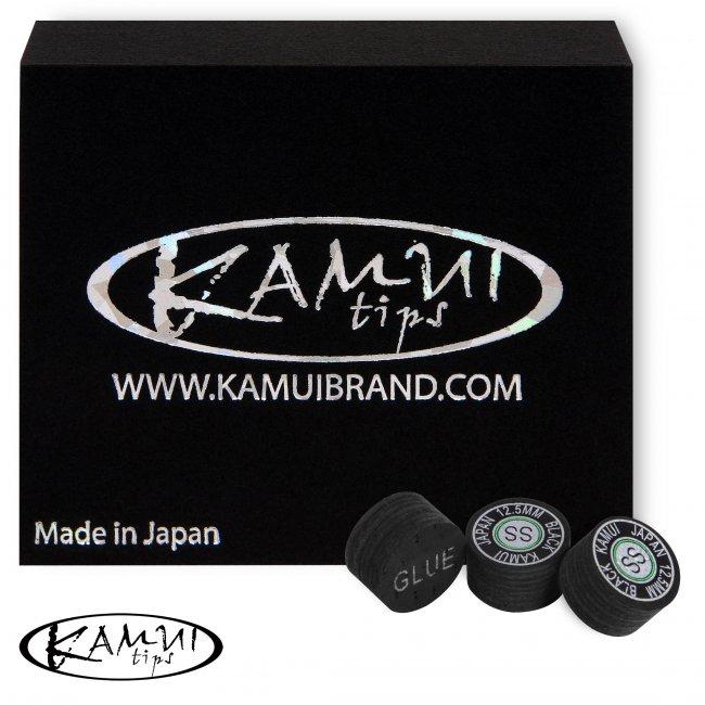 Наклейка для кия Kamui Black 1шт.