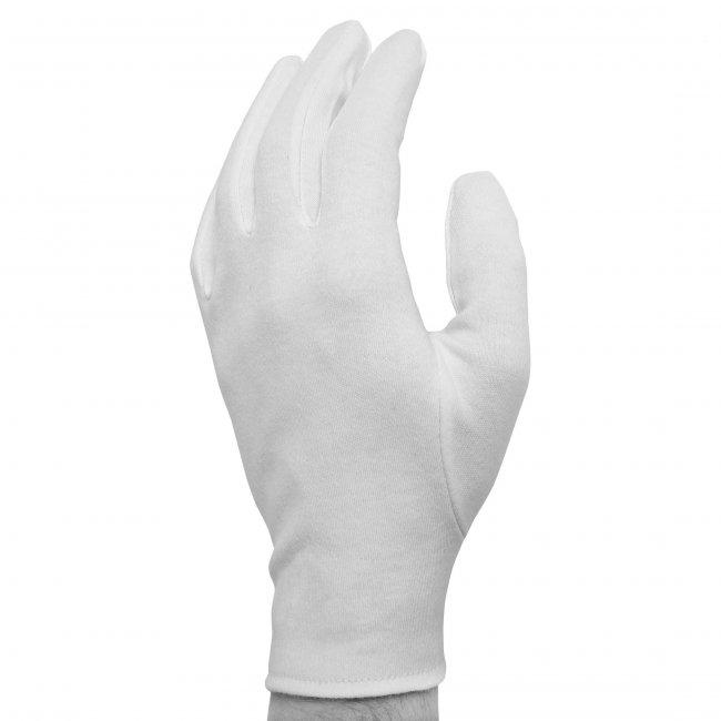 Перчатки Skiba Referee пятипалые белые 2шт.